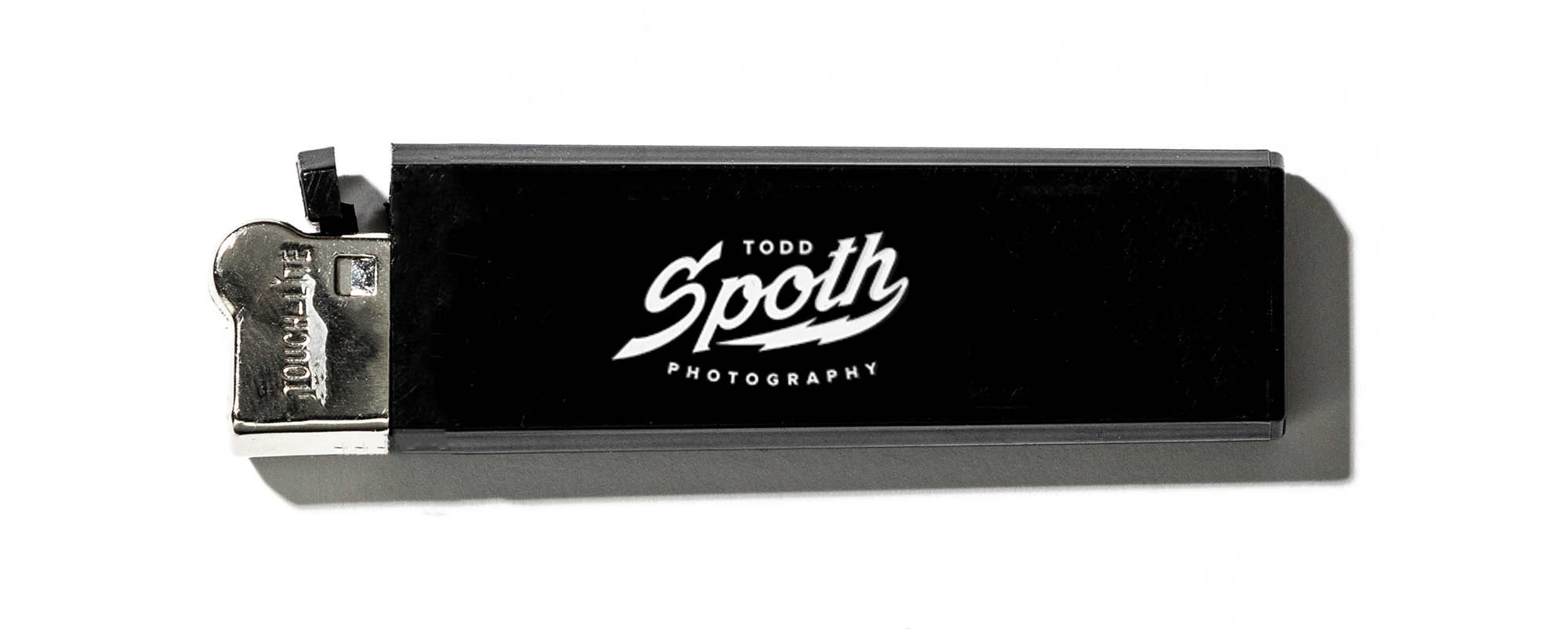 TODD SPOTH PROMO LIGHTER (2015)
